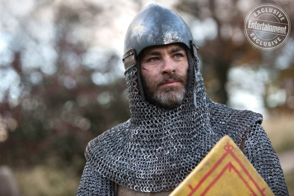 Outlaw King - Chris Pine