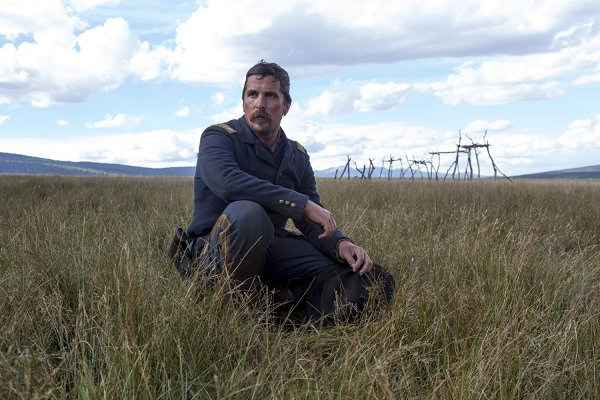 Christian Bale - Hostiles Movie