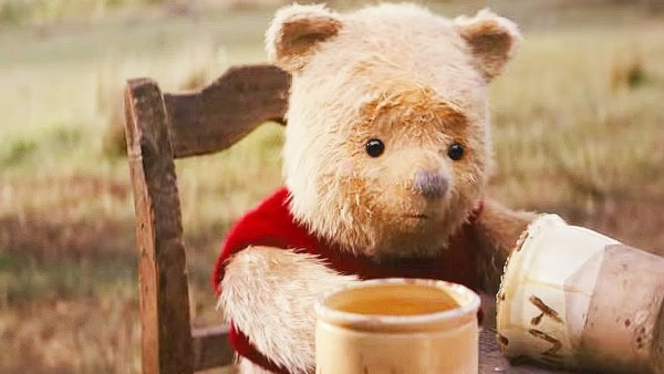 Christopher Robin Movie - Winnie The Pooh