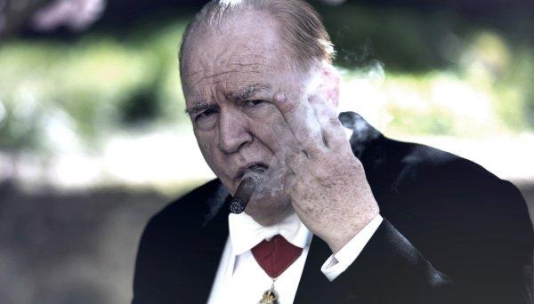 Churchill Movie - Brian Cox as Winston Churchill