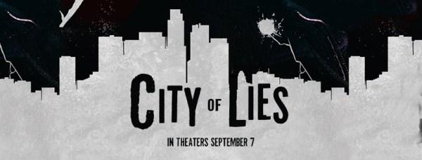 City Of Lies New Banner