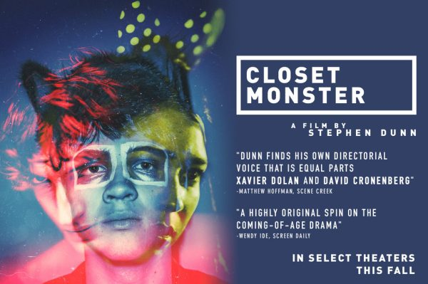 Closet Monster - September 2016