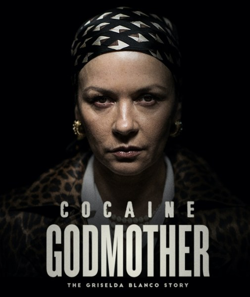 Cocaine Godmother Movie Poster