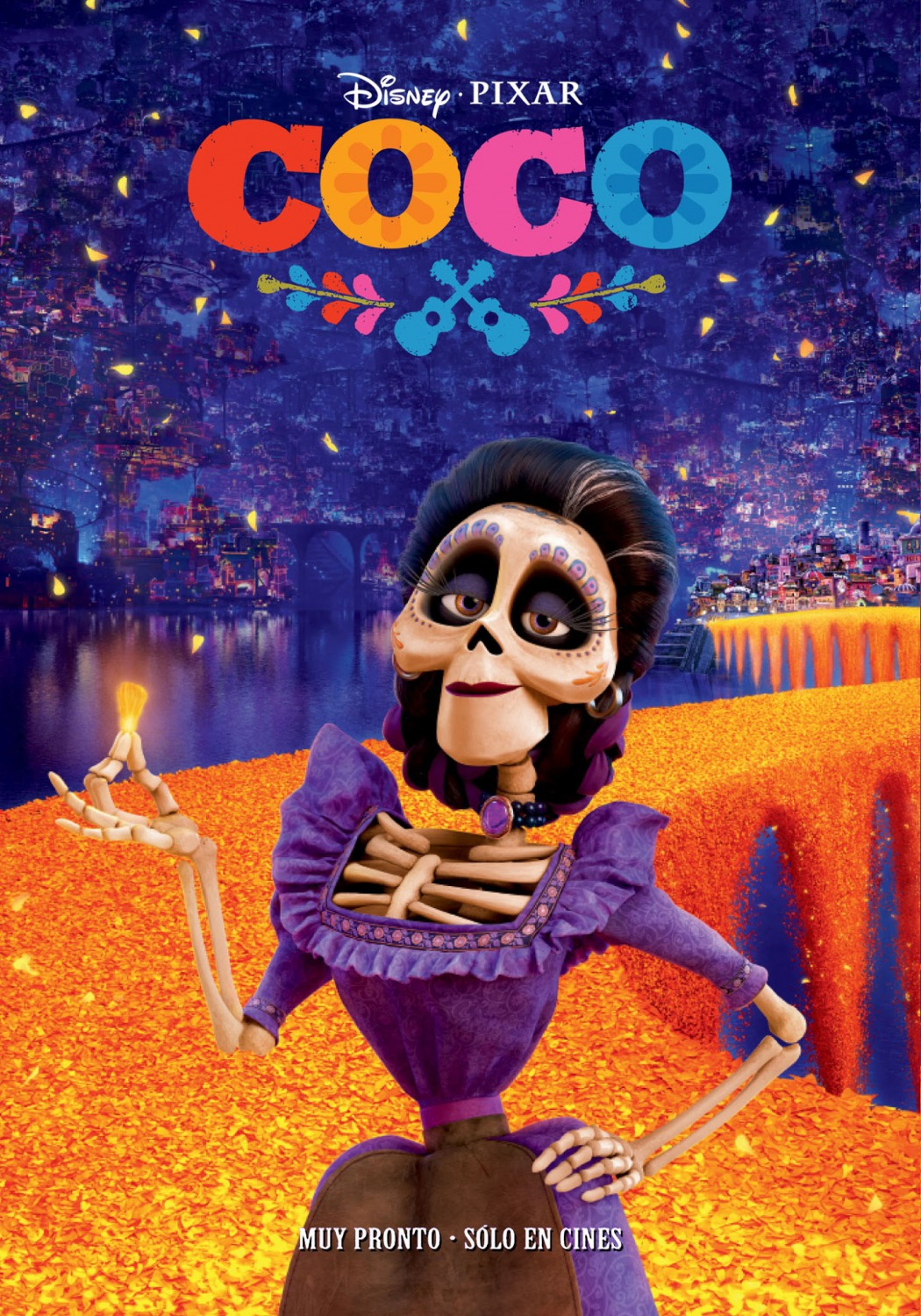 It's just a graphic of Unforgettable Coco Movie Images