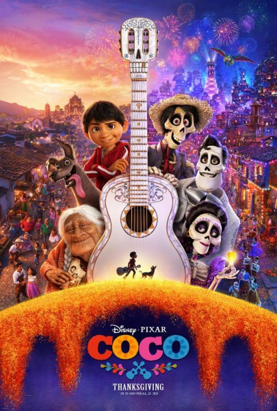 Coco New Guitar Poster