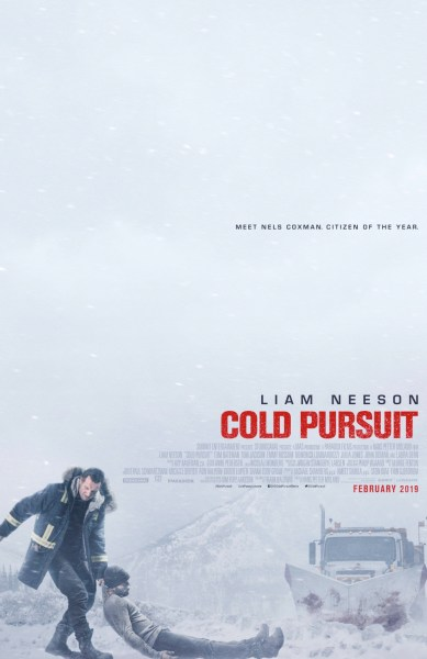 Cold Pursuit New Film Poster