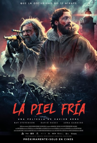 Cold Skin Mexican Poster