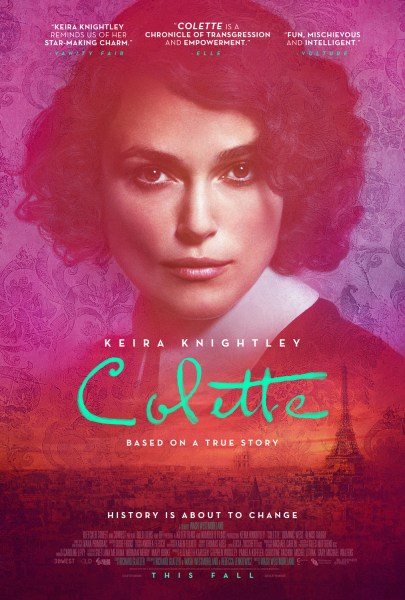 Colette Movie Poster