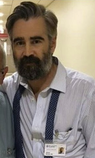 Colin Farrell - The Killing Of A Sacred Deer Movie