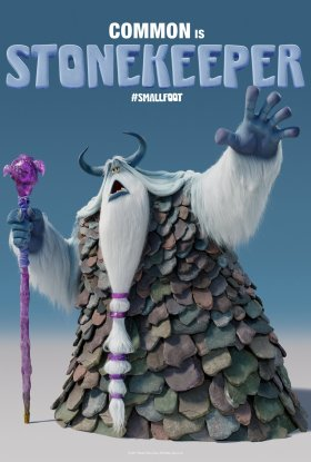 Common is Stonekeeper - Smallfoot