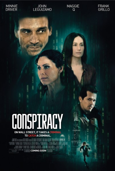 Conspiracy New Poster