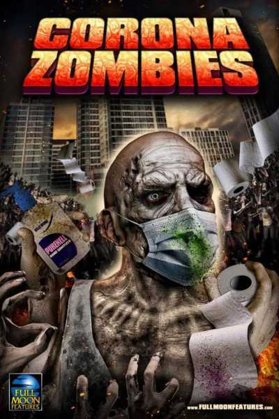 Corona Zombies Movie Poster