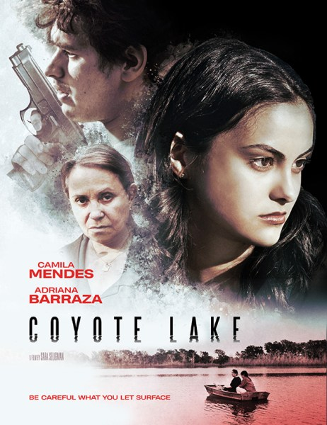 Coyote Lake Movie Poster