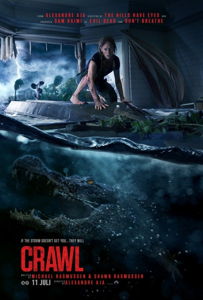 Crawl Dutch Poster