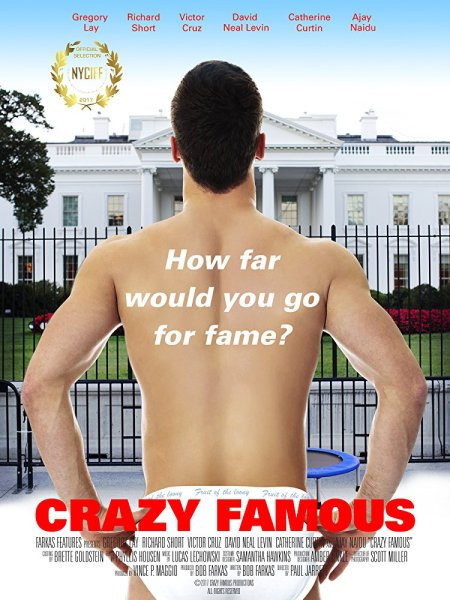 Crazy Famous Movie Poster