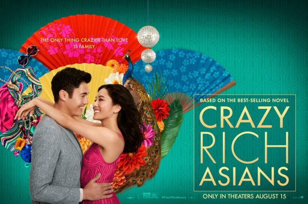 Crazy Rich Asians Film 2018