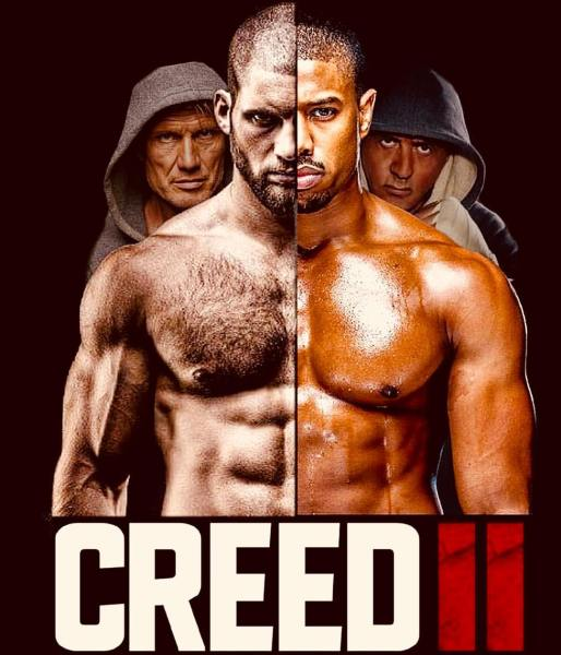 Creed 2 Movie Teaser Poster