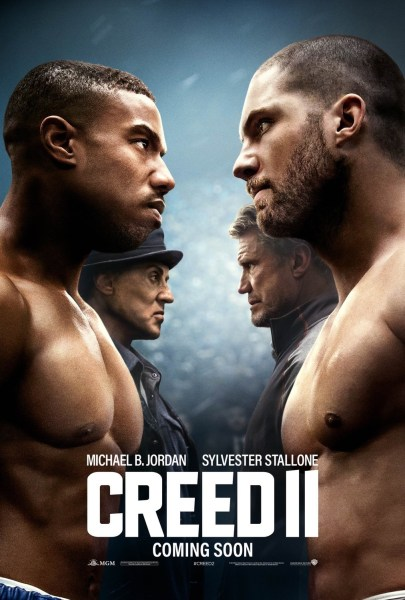 Creed 2 New Poster
