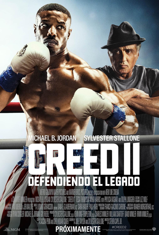Trailer Creed 2