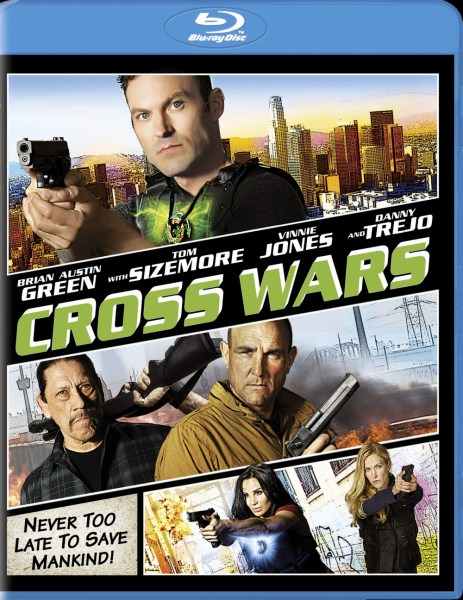Cross Wars Movie Poster