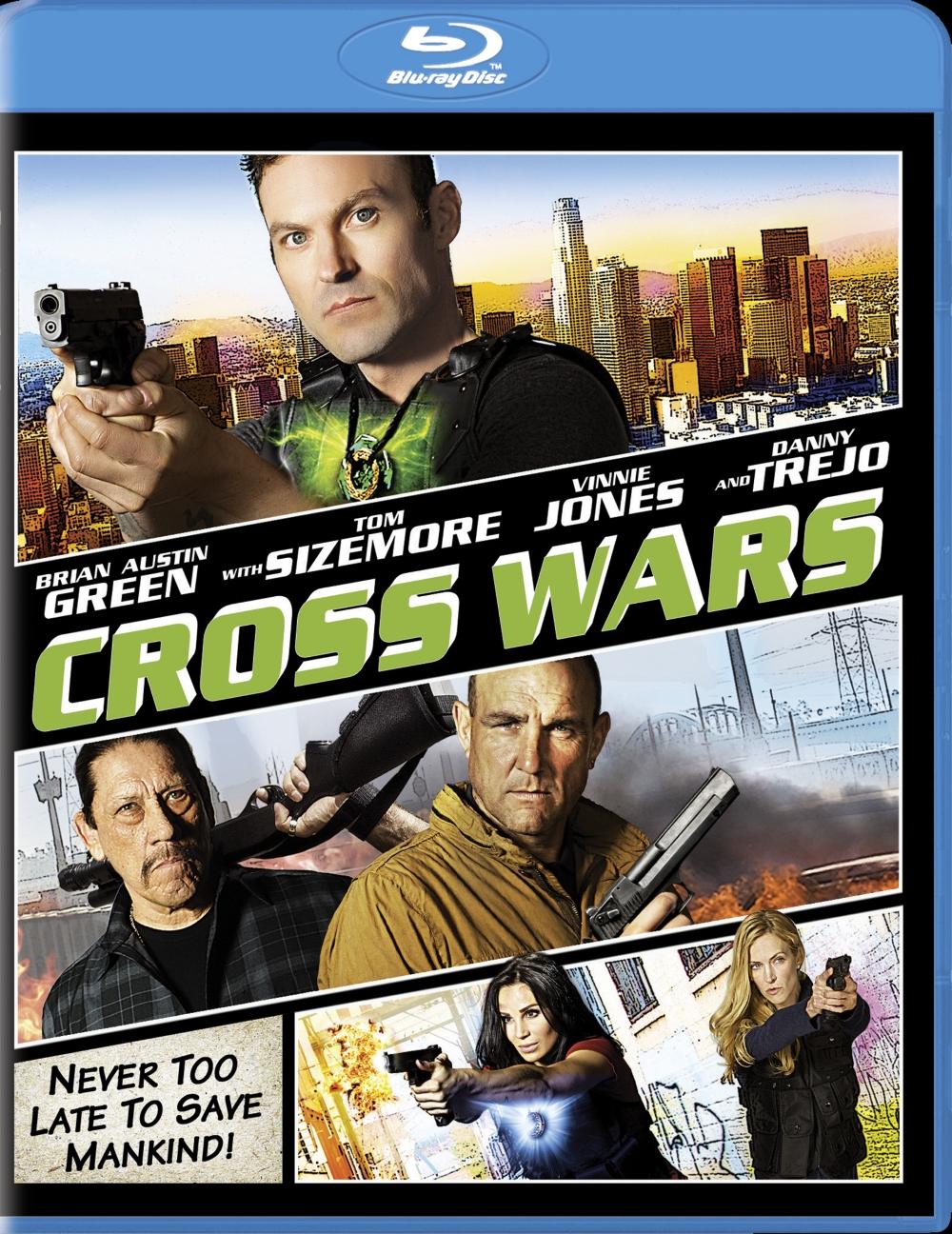 Cross Wars Trailer Deutsch