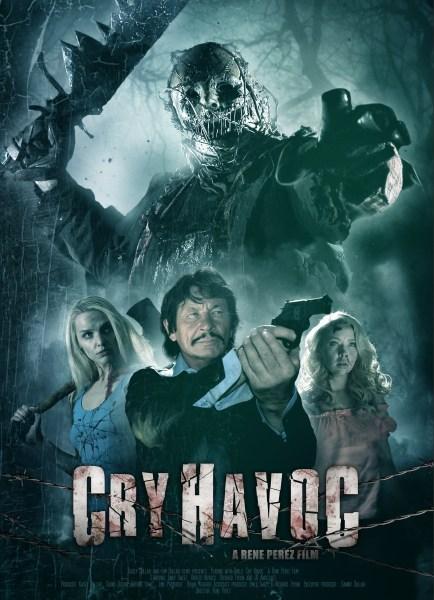 Cry Havoc Movie Poster