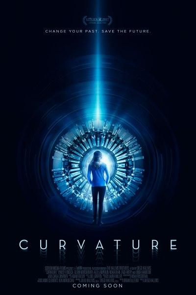 Curvature New Film Poster