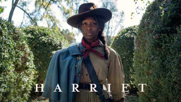 Cynthia Erivo As Harriett Tubman Harriet Movie 2019