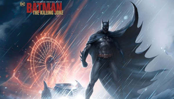 DC Universe Original Movie - Batman The Killing Joke