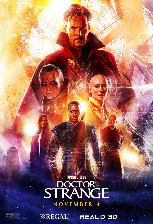 Doctor Strange Movie: Teaser Trailer