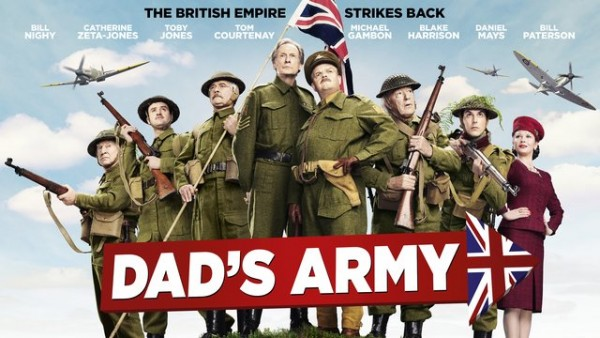 Dad's Army 2016 Comedy Movie