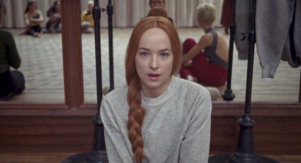 Dakota Johnson - Suspiria Movie remake