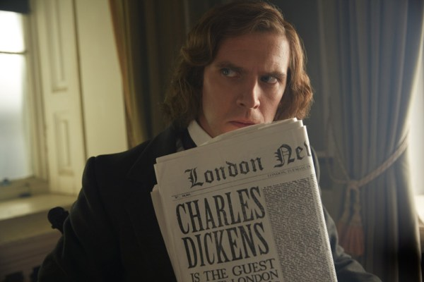 Dan Stevens - The Man Who Invented Christmas