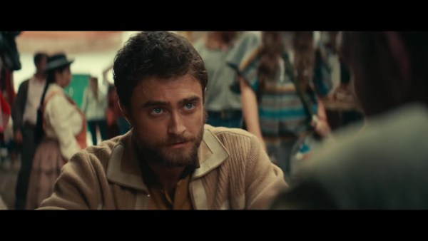 Daniel Radcliffe - Jungle Movie