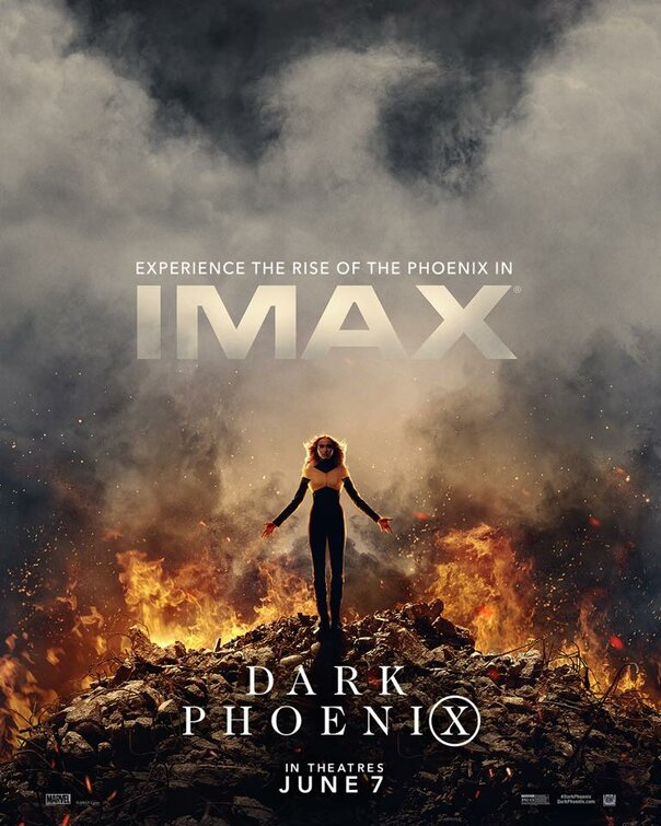 Trailer and Poster of X-Men Dark Phoenix (2019) : Teaser Trailer