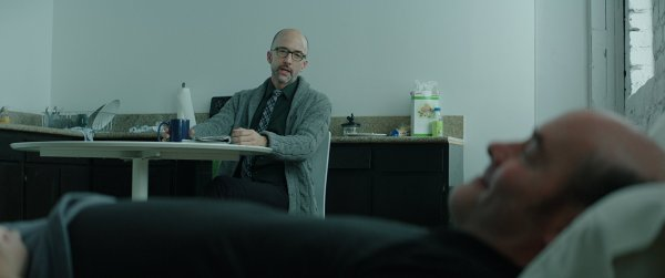David Koechner And Jim Rash In Bernard And Huey