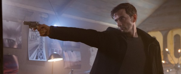 David Tennant - Bad Samaritan Movie