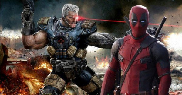 Deadpool 2 Movie - Deadpool Sequel