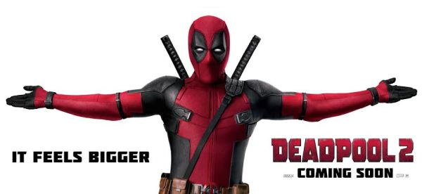Deadpool 2 New Banner