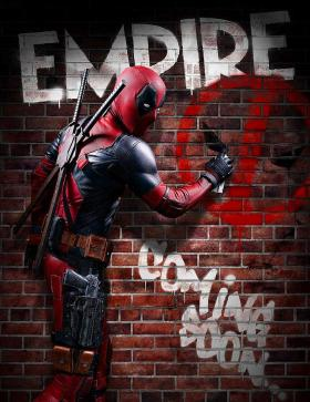 Deadpool - Banksy