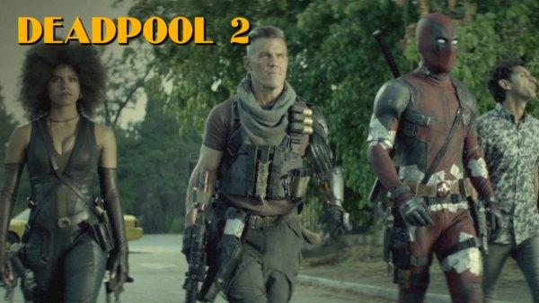 Deadpool 2 - Friends