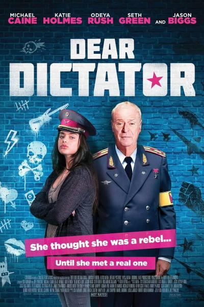 Dear Dictator Movie Poster
