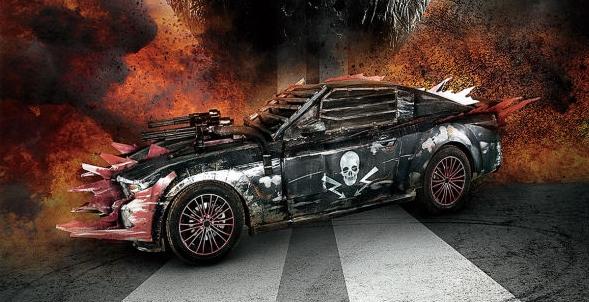 Death Race 4 Beyond Anarchy Movie