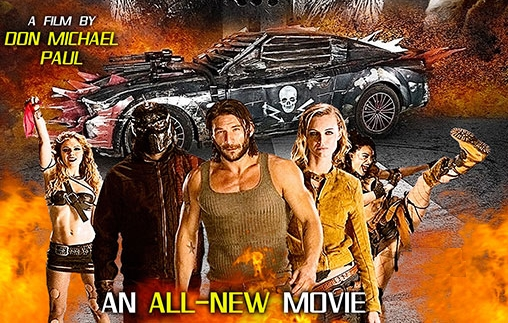 Death Race Beyond Anarchy October 2018 Movie