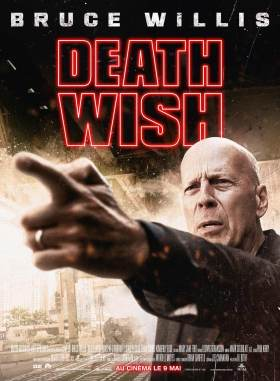 Death Wish French Poster