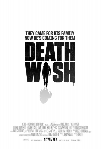 Death Wish Movie Poster