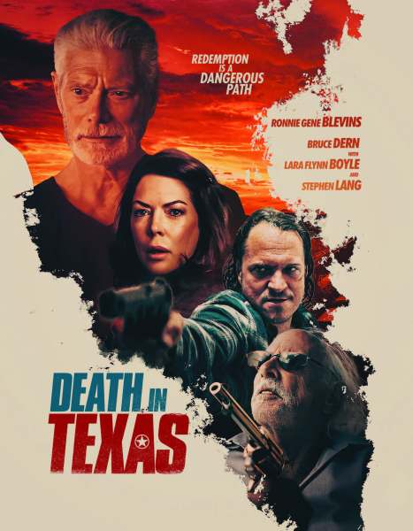 Death In Texas Movie Poster