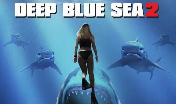 Deep Blue Sea 2 Movie 2018