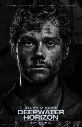Deepwater Horizon - Dylan O'Brien as Caleb Holloway