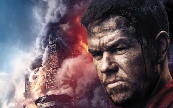 Deepwater Horzizon Movie - Mark Walhberg - 2016 disaster movie